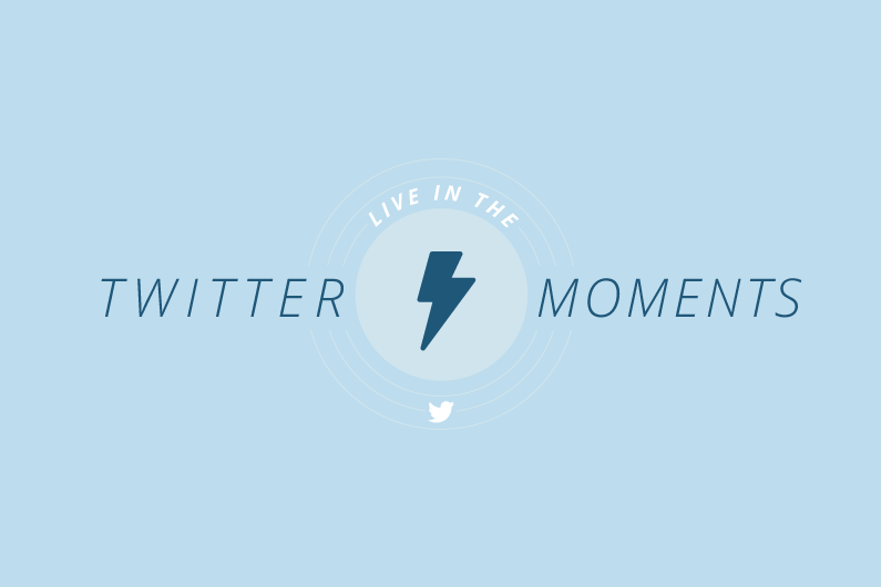 Twitter – Lets you create Moments now