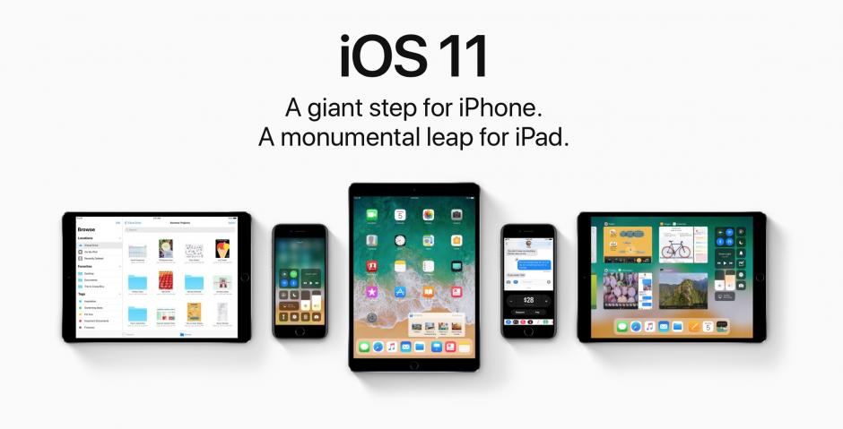 iOS 11 – Features and Tips